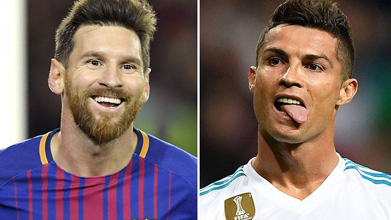 Leo Messi More Effective That Cristiano Ronaldo In Spite Of The Difference Of Goals