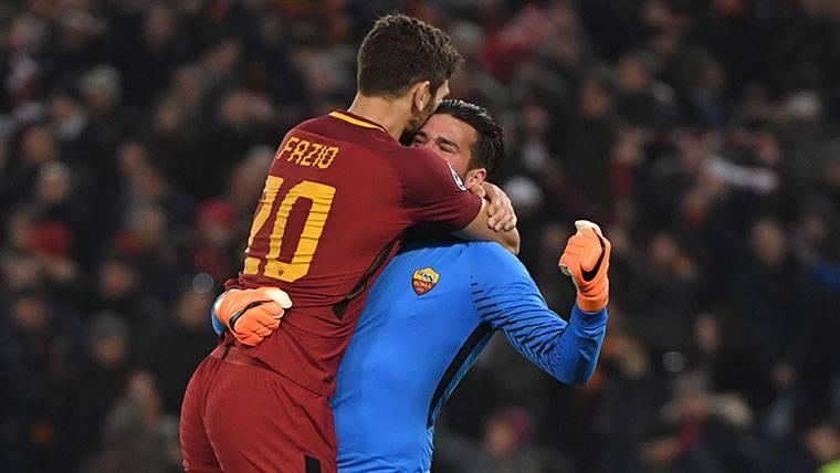 El Barça-Roma de Champions, escaparate de lujo para Alisson