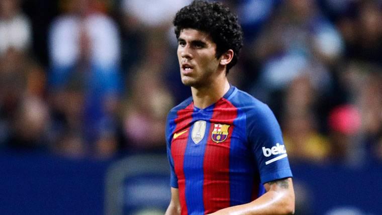 Aleñá puede tener ficha del Barcelona la próxima temporada