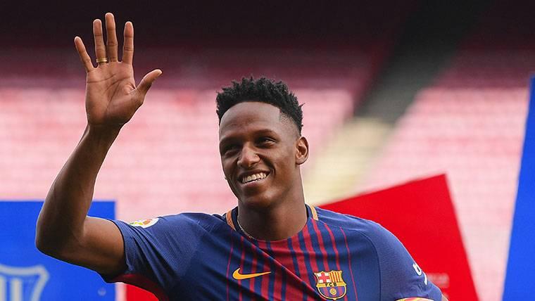 La decisión del Barça: así está el futuro de Vermaelen y Yerry Mina