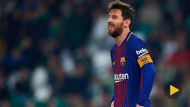 Leo Messi, el peculiar 'director' de su espectacular nuevo anuncio