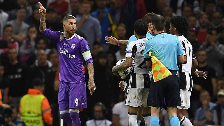 La Juventus teme una encerrona arbitral en el Santiago Bernabéu