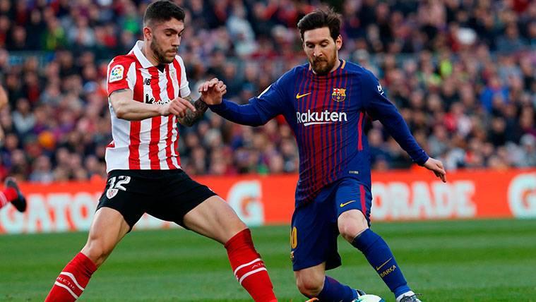 El Barça ya tendría un 'plan B' para la defensa, Unai Núñez