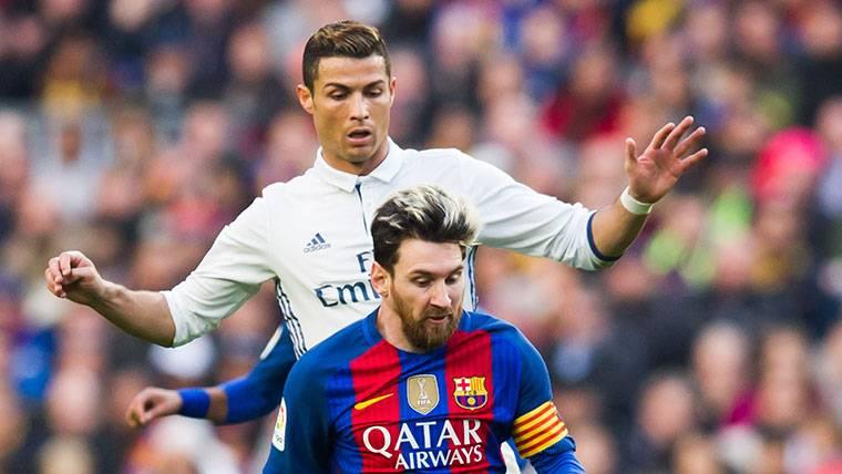 Bolt se identifica más con Leo Messi que con Cristiano Ronaldo