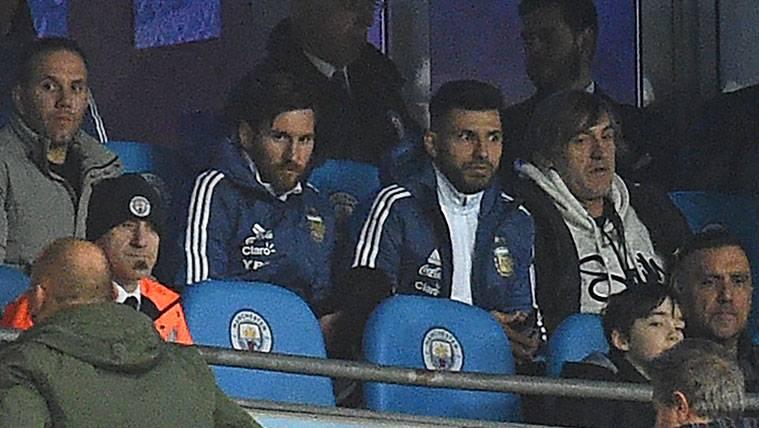 Leo Messi da explicaciones sobre sus molestias musculares