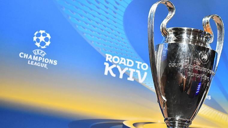 Las próximas Champions League cubrirán de oro al Barça y a los 'grandes' de Europa