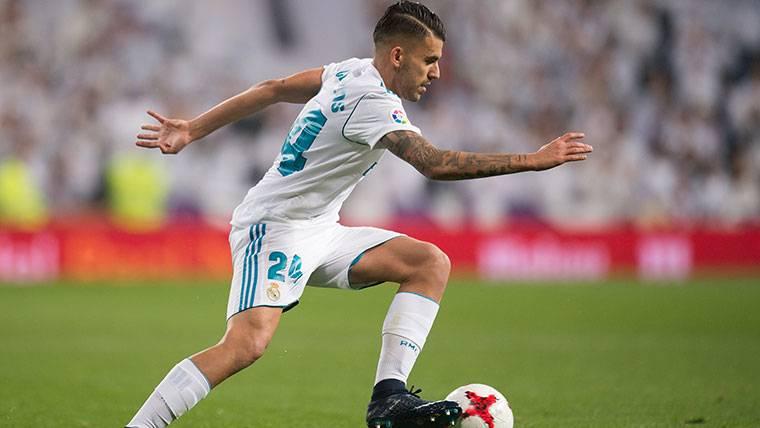 Futuro incierto: Lo de Ceballos y el Real Madrid no funciona