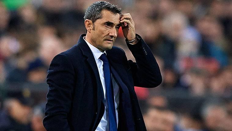 Ernesto Valverde tiene una asignatura pendiente en el FC Barcelona