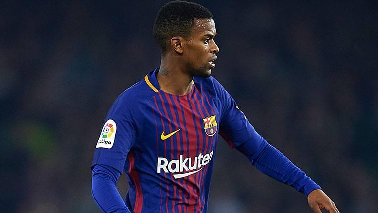 Así se machaca Nelson Semedo para estar a tope con el Barça