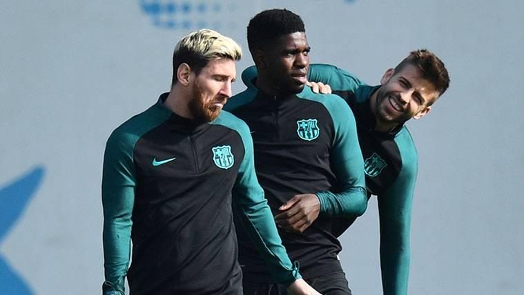 Las cinco cuestiones que el FC Barcelona debe resolver sobre sus centrales