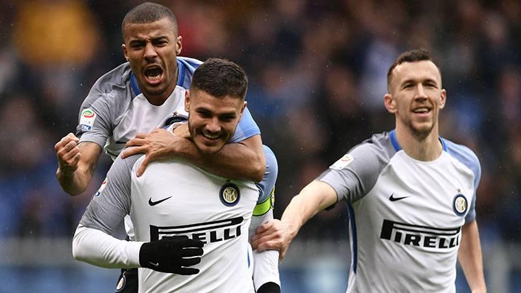 Rafinha insiste en quedarse en el Inter y no volver al Barcelona