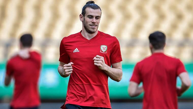 Gareth Bale puede protagonizar la primera 'bomba' del verano