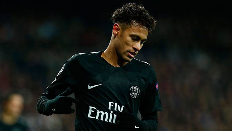 Ya hay posible fecha para la vuelta de Neymar con el PSG
