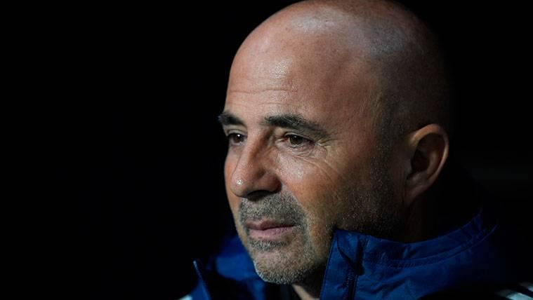 Tremenda 'rajada' contra Jorge Sampaoli de un aficionado argentino