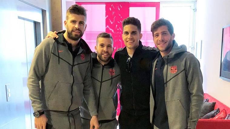 El apoyo inesperado del FC Barcelona en su visita a Sevilla