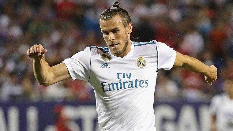 Bale y Benzema tiran del Real Madrid en un partido sin demasiado brillo (0-3)
