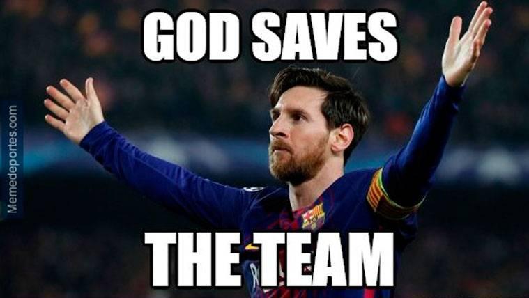 Estos son los mejores 'memes' del Sevilla-FC Barcelona