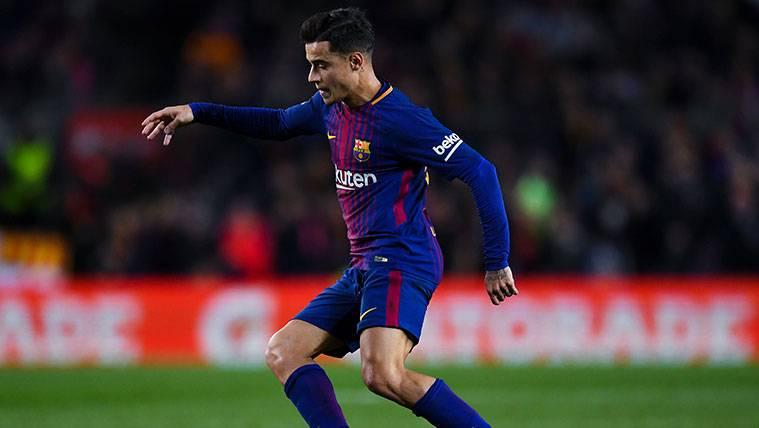 Philippe Coutinho ya asume responsabilidades en el FC Barcelona