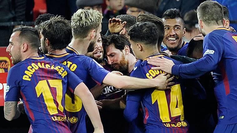 A excepción de Umtiti, el Barça tiene los contratos más estables
