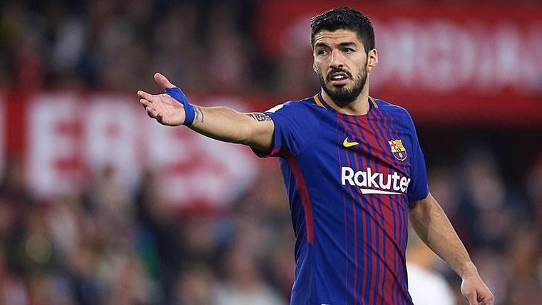 La Roma puede relanzar a Luis Suárez en Champions League