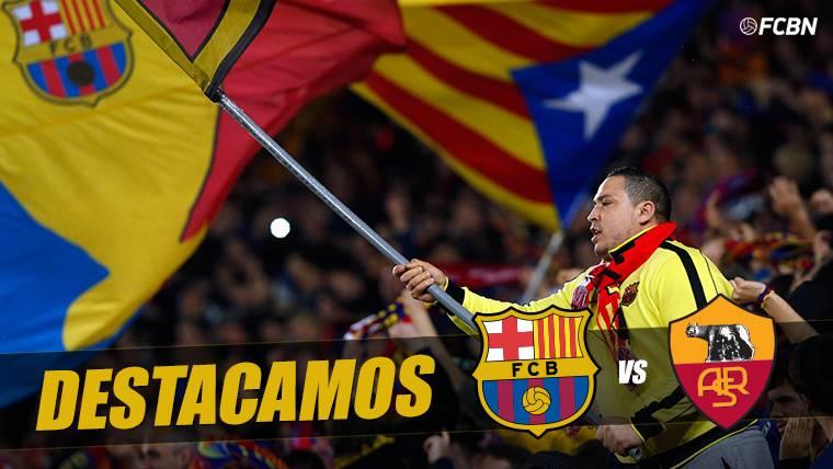 El Camp Nou, un auténtico fortín para el Barça en Champions