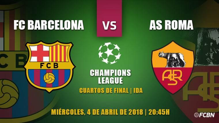 Ave, Roma: Los gladiadores del FC Barcelona te saludan