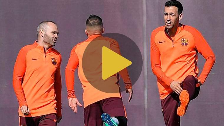 Lista de convocados de Valverde para el Barcelona-Roma