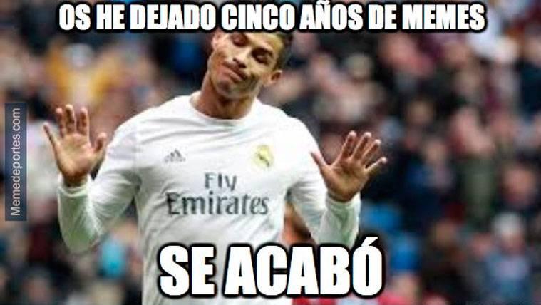 Estos son los mejores 'memes' del Juventus-Real Madrid