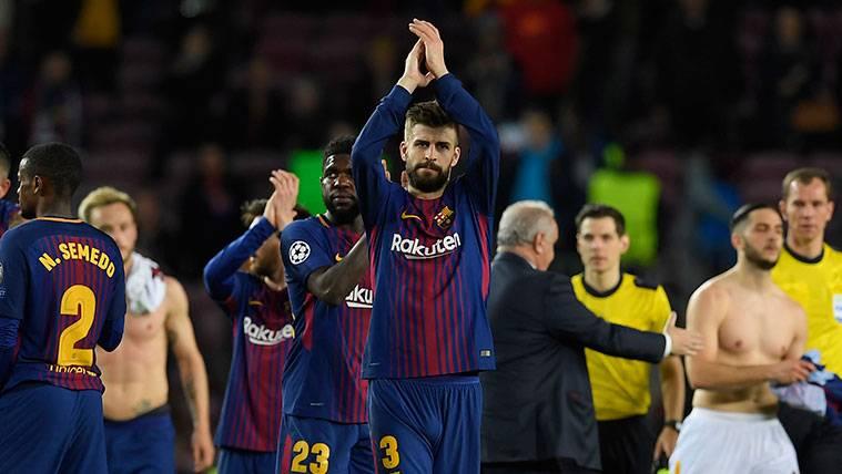 El inesperado elogio a Gerard Piqué por su partidazo en Champions