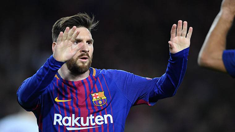 Leo Messi podría perderse el Barcelona-Leganés de LaLiga