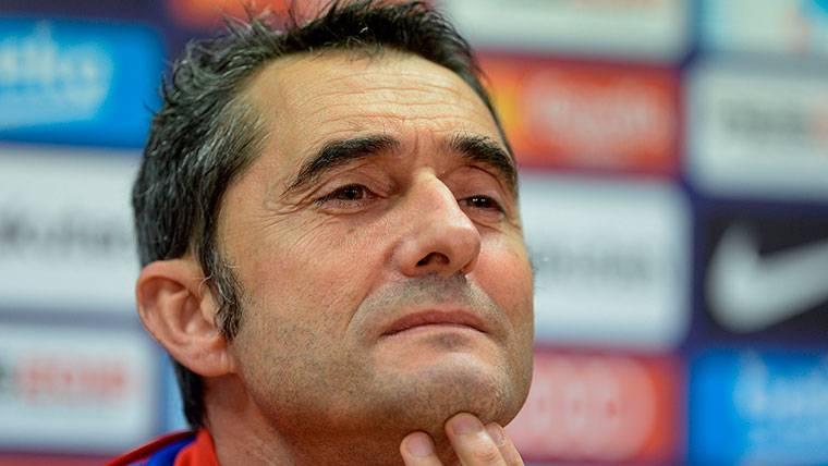 Valverde admite que Messi podría descansar ante el Leganés