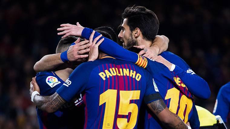 """""""El Barça es el mejor de la Liga, está por encima de todos"""""""