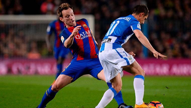 El Leganés ya sabe cómo hacerle daño al FC Barcelona