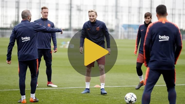 Lista de convocados de Valverde para el Roma-FC Barcelona