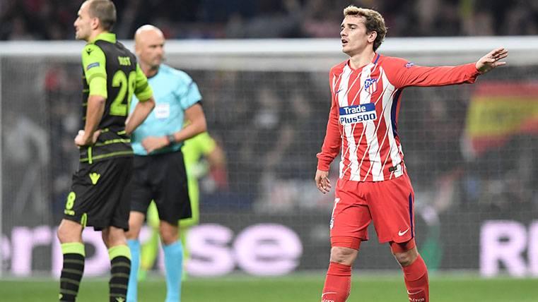 Griezmann niega un acuerdo con el Barça pero pone fecha a su decisión