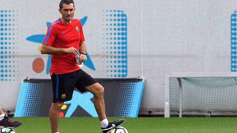 Los planes de Ernesto Valverde con la Masia para su segundo año en el Barça