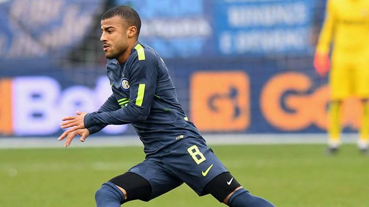 El Inter de Milán confirma que pagará los 35 millones por Rafinha