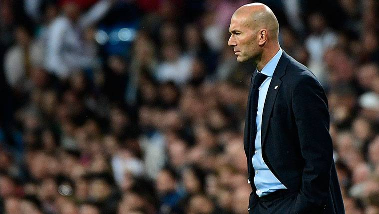 El problema que Zinedine Zidane sigue imponiendo al Real Madrid
