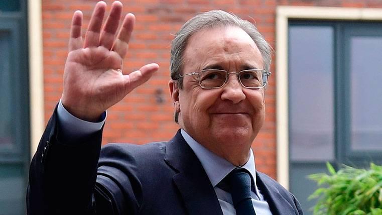 ¡Florentino Pérez desafía al Barça con un posible enfrentamiento en Champions!