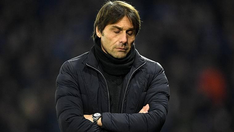 El Chelsea podría despedir a Antonio Conte antes de que acabe la temporada