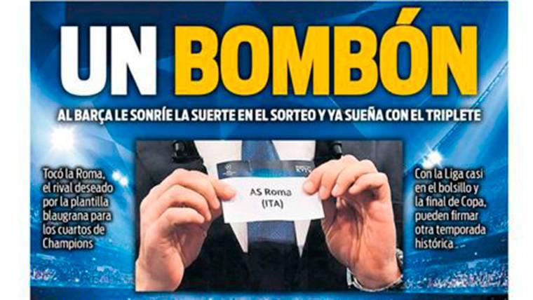 La humillación del Barça salpica a parte de la prensa deportiva
