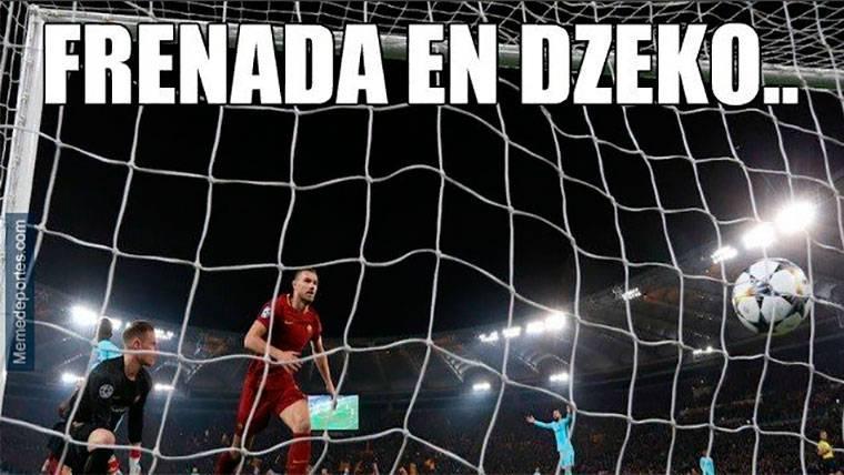 Estos son los mejores 'memes' del AS Roma-FC Barcelona