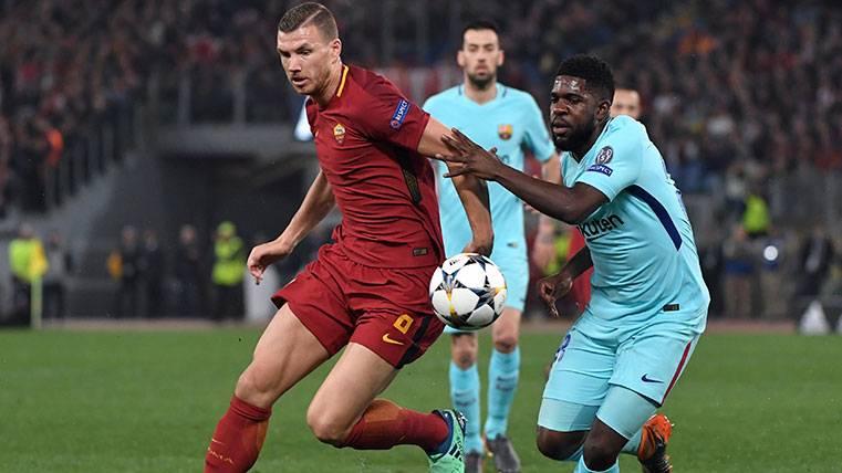 Samuel Umtiti sigue sin aparecer: El Barcelona necesita a su gran central