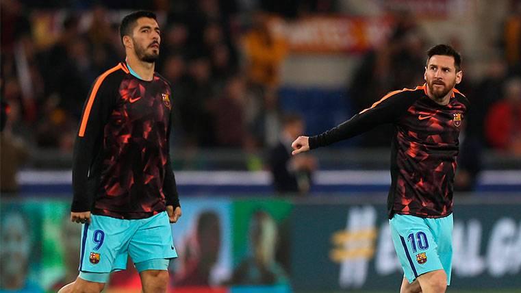 Michael Owen ataca duramente a Leo Messi y Luis Suárez