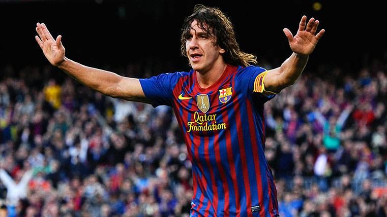 Carles Puyol señala el camino al FC Barcelona con un mensaje esperanzador