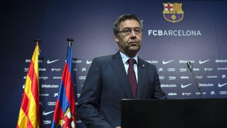 """El presidente del Barça pide disculpas a la afición: """"Lo siento"""""""
