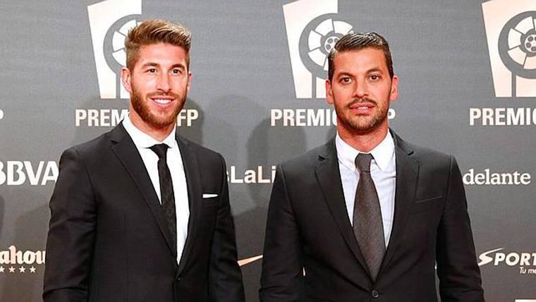 Publicación del hermano de Ramos tras el fracaso del Barça