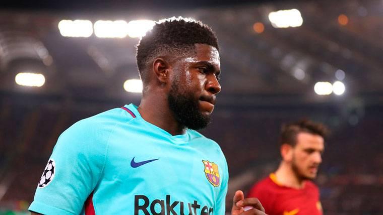 Ahora es el FC Barcelona el que 'pasa' de Samuel Umtiti