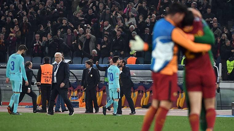 El dinero que pierde el Barça tras caer eliminado de la Champions