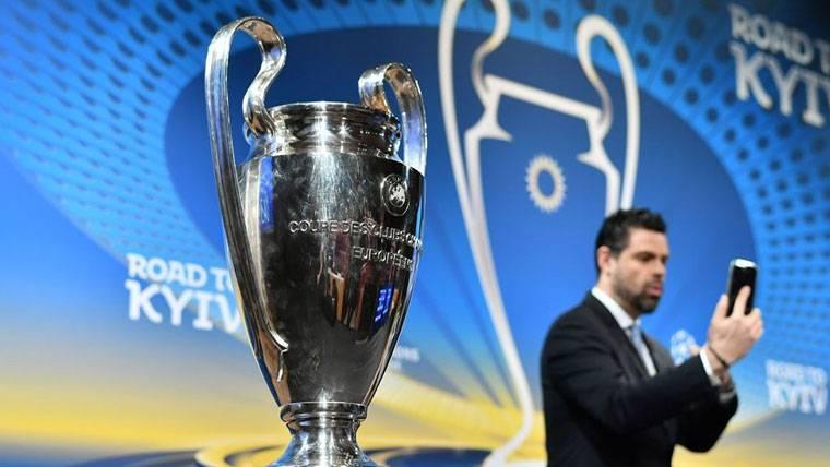 Bayern-Madrid y Liverpool-Roma en semifinales de Champions